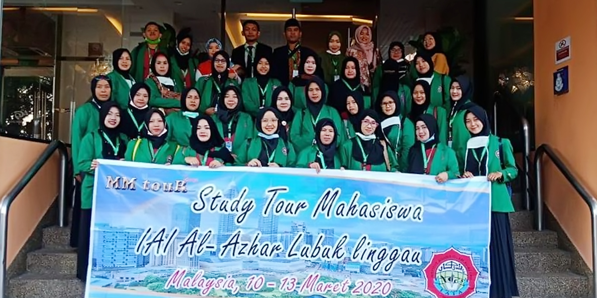 mahasiswa iai al azhaar lubuklinggau tour ke malaysia